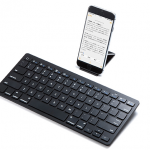 iPhone/iPadに最適!薄型本格派Bluetoothキーボード発売!
