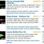 Freesound「無料で使える音源ファイルがダウンロードできる」