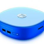 HPが放つ新世代ミニPC、HDD不要宣言か?