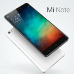 【Mi Note】発表、Xiaomi、iPhone 6 Plusとほぼ同じサイズで5.7型のハイスペックモデル