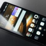 Xperia Z Ultraよりも高性能!8コアの6インチSIMフリースマホ『Ascend Mate7』を触る