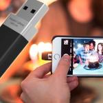 容量不足のiPhoneも「iBRIDGE」で解決!MicroSDのように外部ストレージとして使える