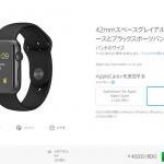 Apple Watch、予約開始 一部モデルは既に「6月出荷」