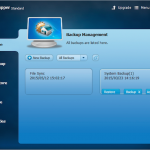 フリーのイメージバックアップ・クローン作成ソフト「AOMEI Backupper Standard」v3.0